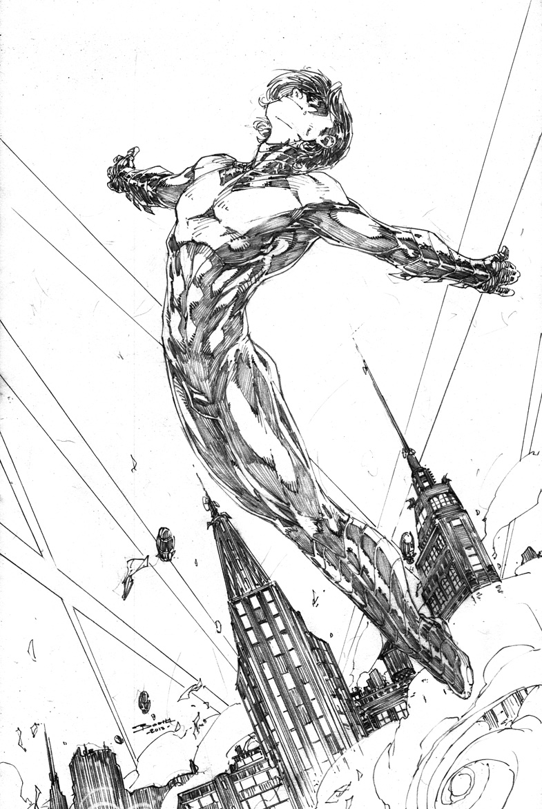 Demonpuppy's Wicked Awesome Art Blog: Nightwing huh, must