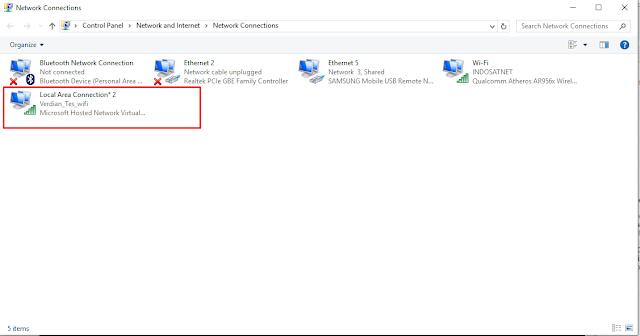 Cara Menjadikan Laptop Sebagai Wifi Hotspot di Windows 10