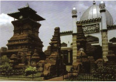 Proses Perkembangan Dan Bentuk Akulturasi Kebudayaan Islam Dalam