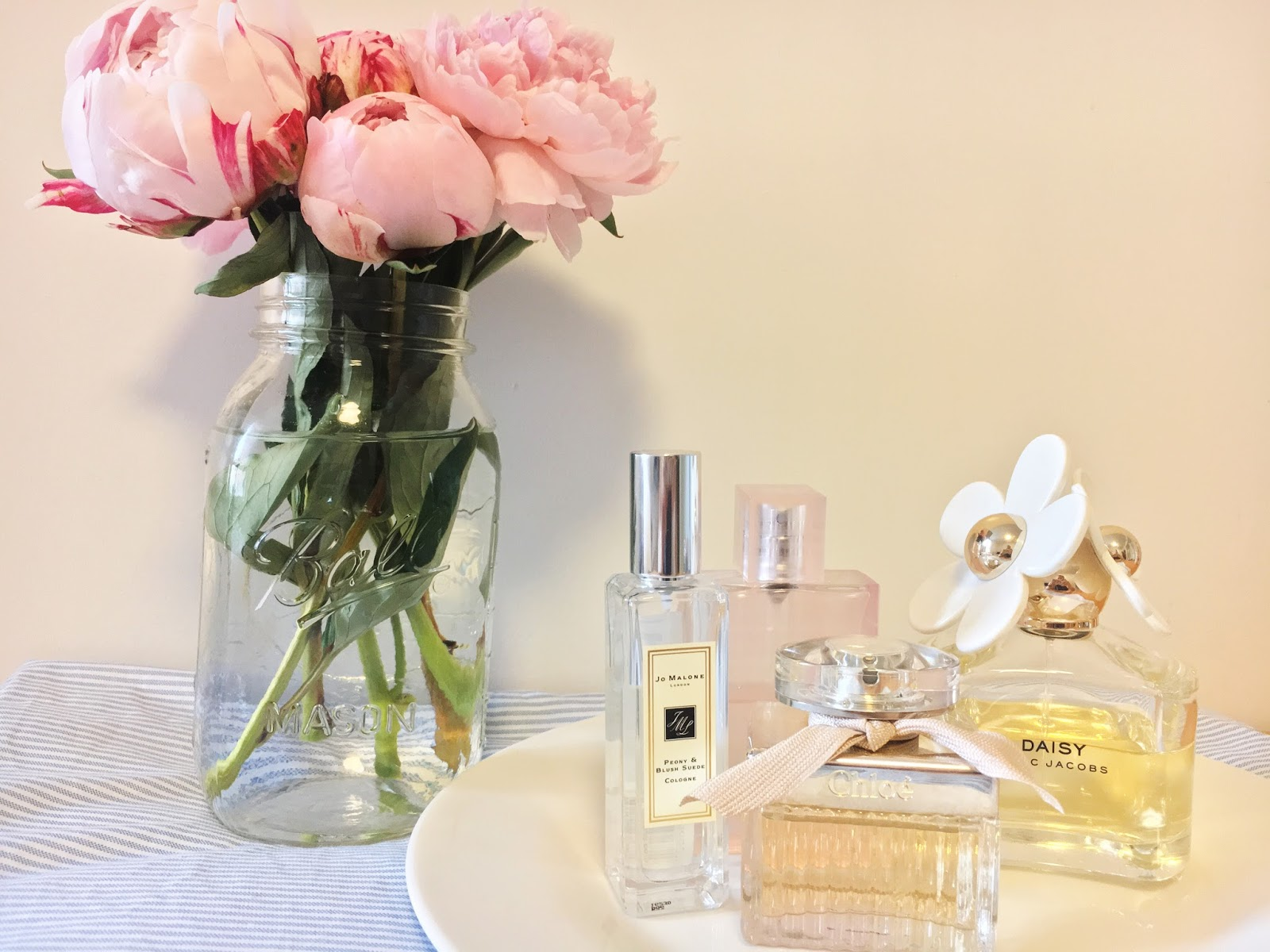 Style by annabeth sharing my favorite scents shop from left jo malone perfume burberry perfume chloe perfume daisy perfume izmirmasajfo Image collections