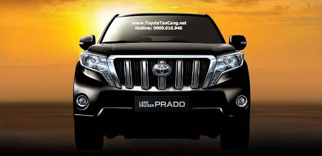 Mua xe Toyota Land Cruiser Prado 2016 hay...