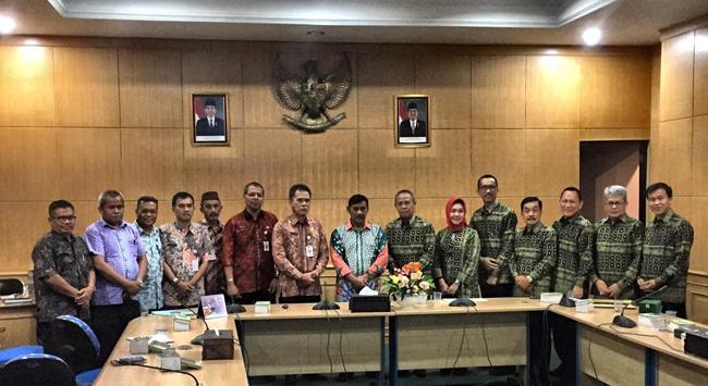 Kunjungi Belitiung, Wagub Lampung : Kopi Ini Berasal Dari Lampung Tapi Uniknya Dikenal Kopi Belitung