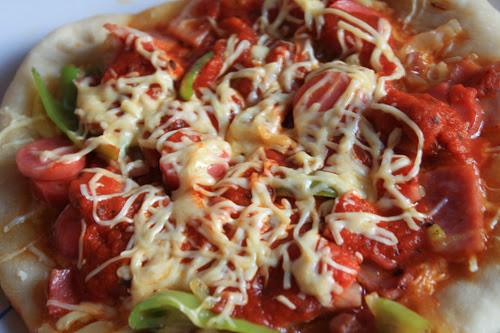Resep Membuat Pizza Tanpa Oven Praktis