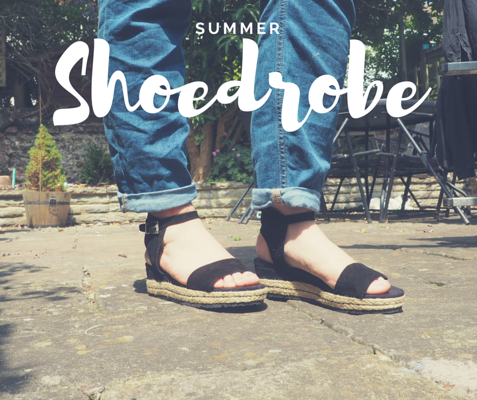 Fashion| Summer Shoedrobe Essentials