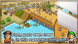 Free Download Game High Sea Saga APK Terbaru 2018 Screenshot
