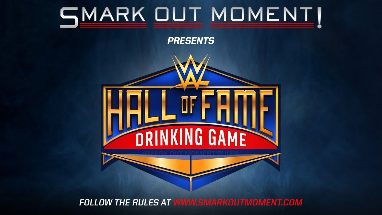 WWE Hall of Fame drinking party game rules