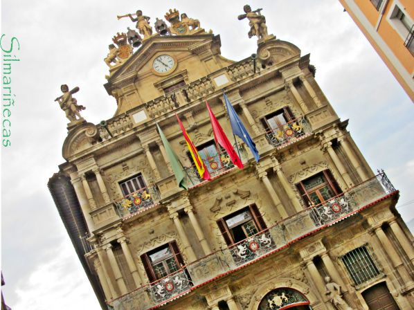 Ayuntamiento de Pamplona, Navarra