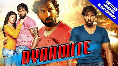 Dynamite 2017 HDRip 800MB Hindi Dubbed 720p Watch Online Full Movie Download bolly4u