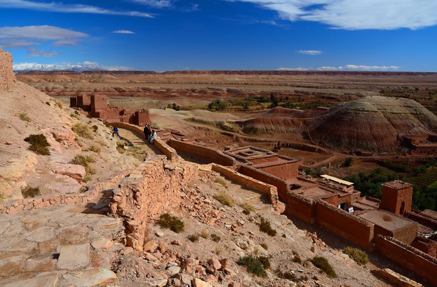 maroko kazba