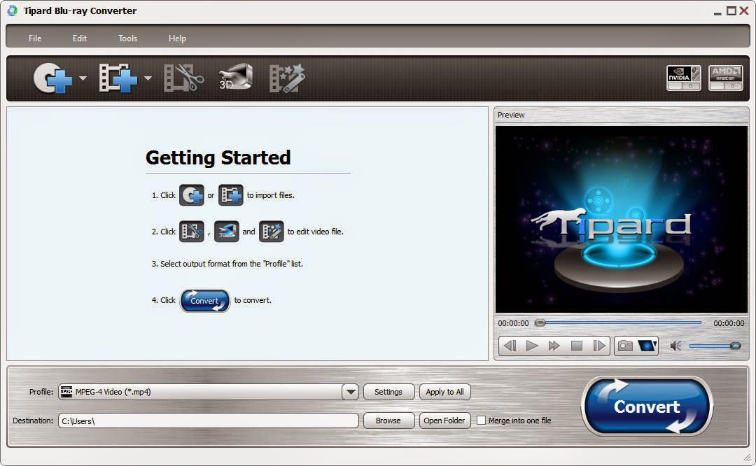 Download Tipard Blu-ray Converter Crack Final