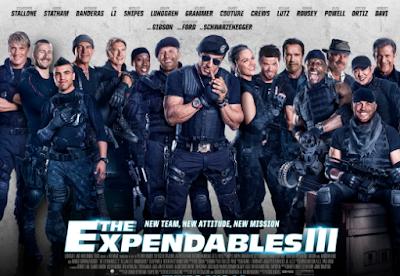 """Daftar Kumpulan Lagu Soundtrack Film The Expendables 3 (2014)"""