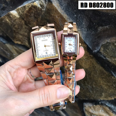 Đồng hồ cặp đôi Rado RD Đ802800