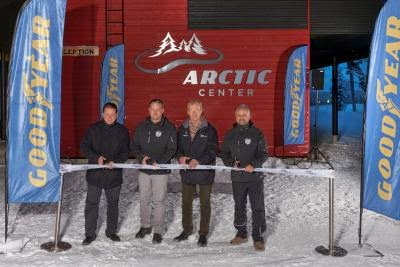 Goodyear Arctic Center Ribbon Cutting