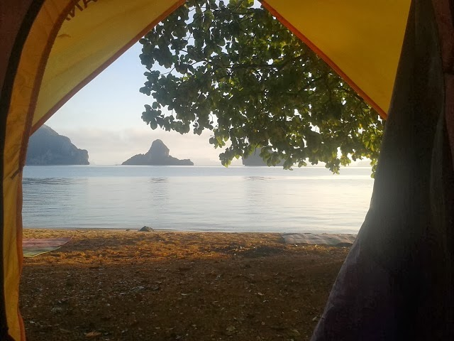 Phang Nga Bay Camping & Kayaking