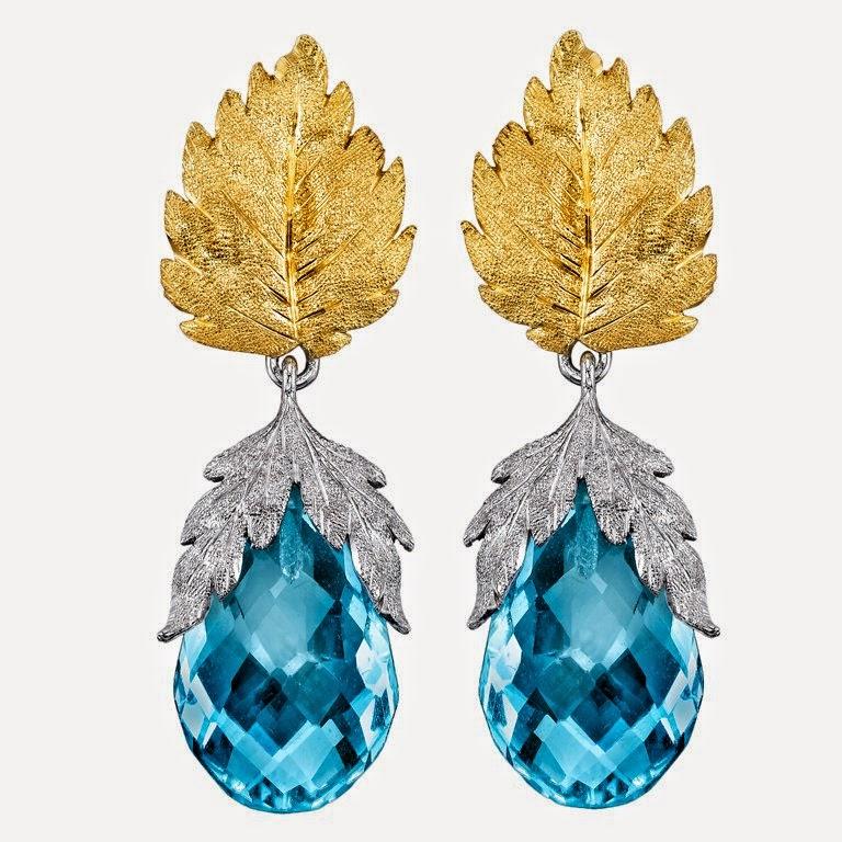 e3fafe262a34b مجموعة أقراط من الماس متميزة ورائعة ! - فاشون