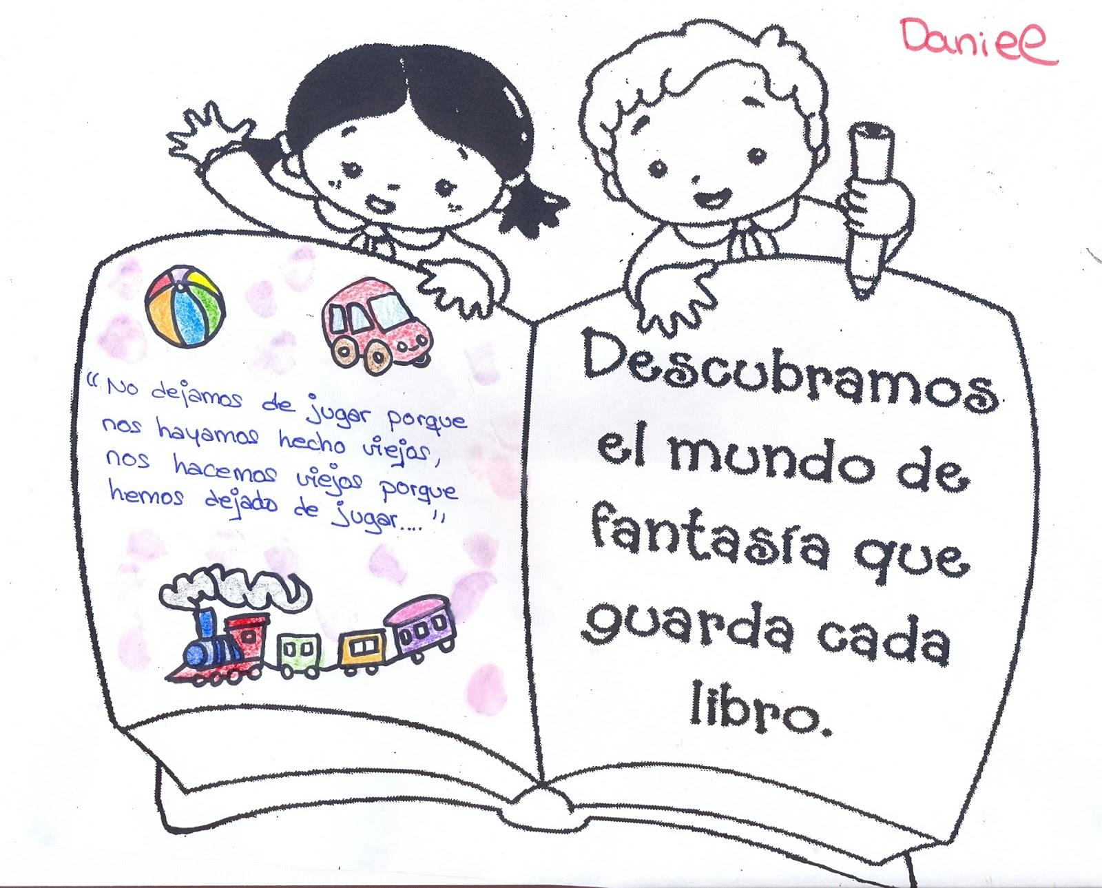 """Orientación Educativa Día Del Libro: ESCUELA INFANTIL MUNICIPAL """"COLORINES"""" Centro Educativo 0"""