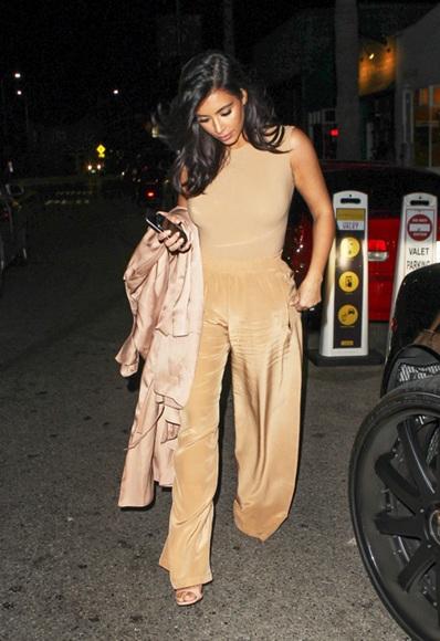 Kim-Kardashian-wide-leg-pants-bodysuit-nude