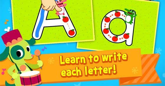 Cara yang menyenangkan Membuat si kecil belajar Abjad