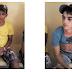 Dupla é presa acusada de tentar furtar moto em Cajazeiras.