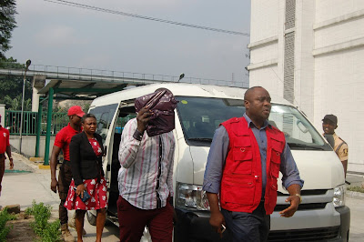 Fake EFCC Staff Arraigned In Court For Fraud (Photo)