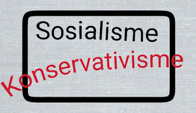 Paham Ideologi Sosialisme dan Konservatisme