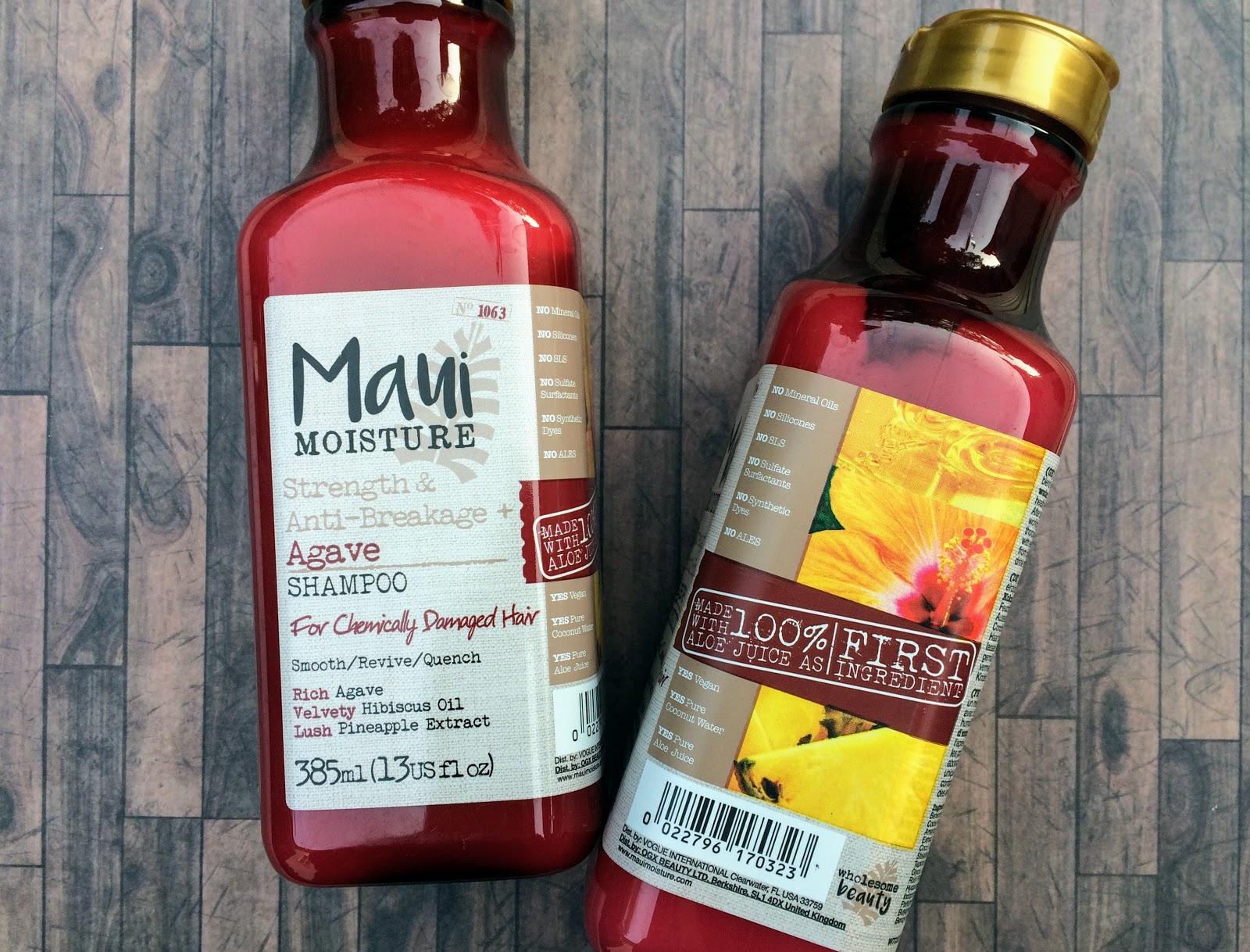 Maui shampoo