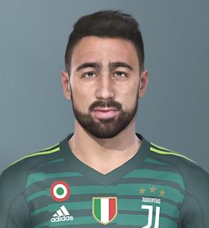 PES 2019 Faces Carlo Pinsoglio by Sofyan Andri
