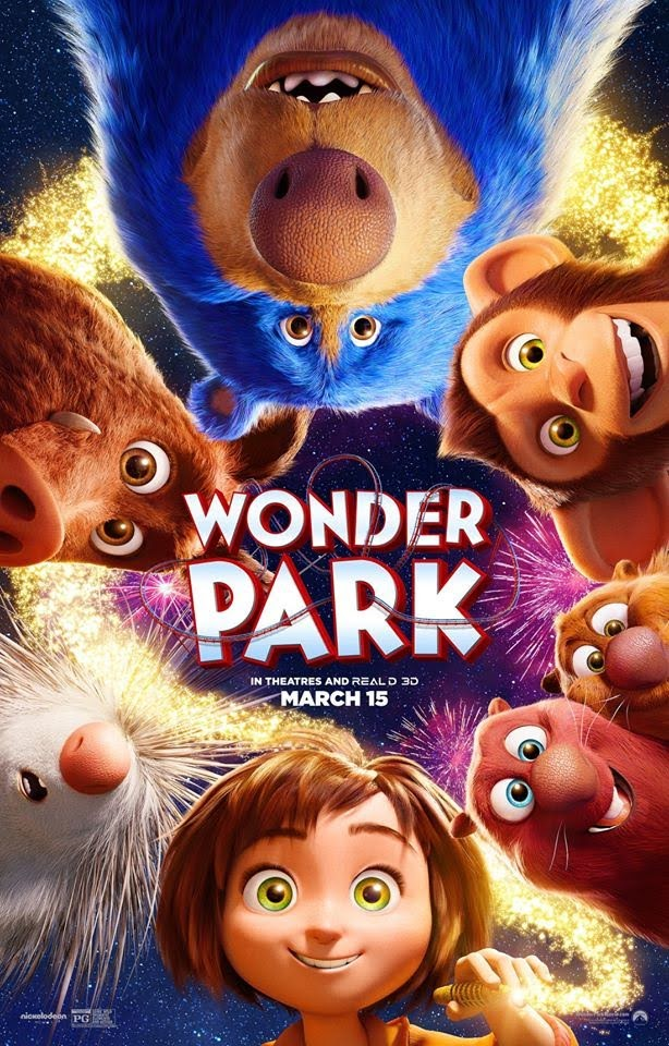 V. Cristo 素阿圖: Wonder Park 神奇夢樂園(美國,2019)