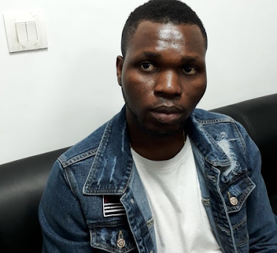 Photos: Nigerian man nabbed with forged passports at Indira Gandhi International Airport, India