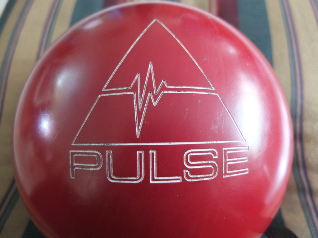 Columbia 300 The Pulse 15lbs Bowling Ball For Sale