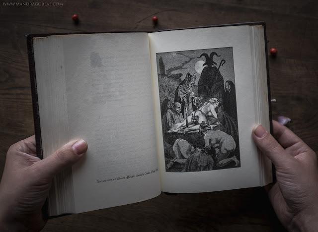 Illustration by Martin Van Maële, Black Mass, Black ritual, Satanism