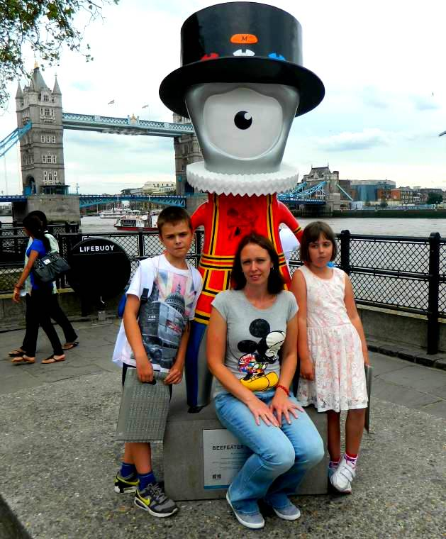 What I Wore And Where I Wore It : Tower Of London