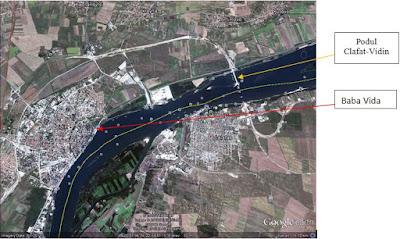 Vidin Google Earth