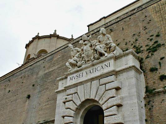 Travel Tuesday: Vatican City