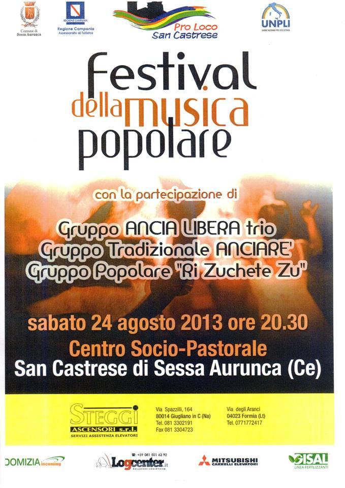Solo Caserta eventi e sagre: Festival della musica ...