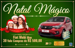 Cadastrar Promoção CDL Indaial SC Natal 2017 Natal Mágico