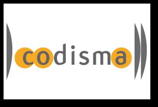 Codisma : création de logotype graphique designer