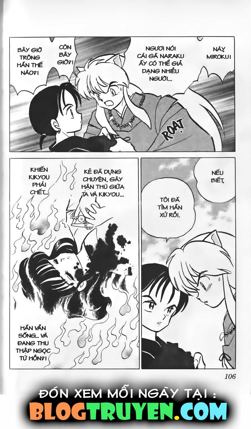 Inuyasha vol 06.6 trang 11