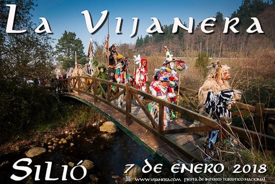 Carnaval de la Vijanera en Silio 2018