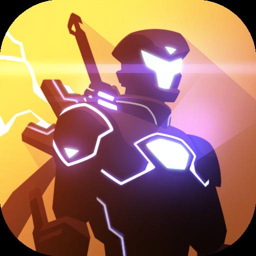 تحميل لعبة Overdrive – Ninja Shadow Revenge مهكرة Vip, نقود لا نهاية