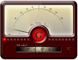 afinador de guitarra online con microfono