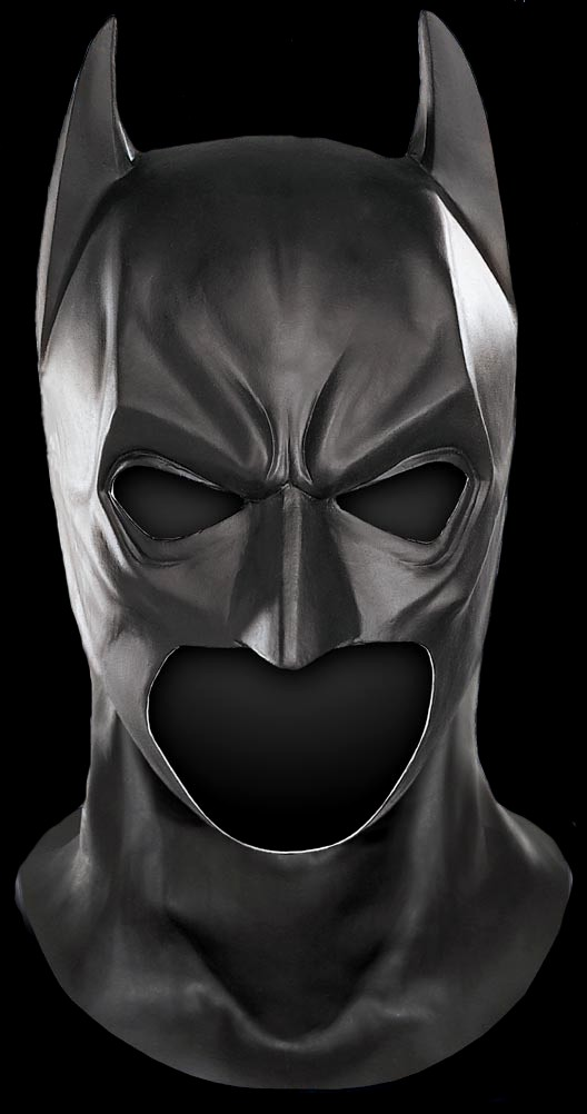 ... mask realistic masks a nice fitting batman mask from the dark knight
