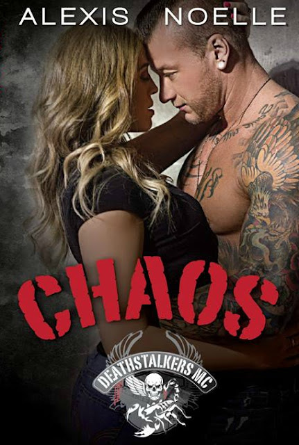 Cover Reveal: Choas by Alexis Noelle
