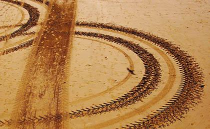 Ruedas de coches Ben Hur