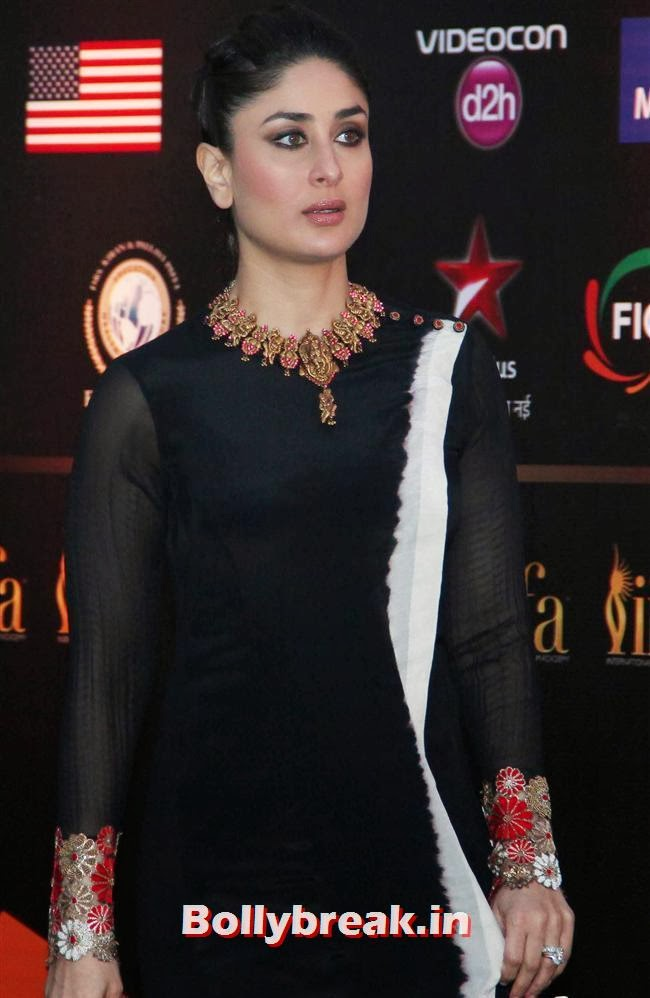 Kareena Kapoor, Kareena Kapoor at IIFA 2014 Press Conference