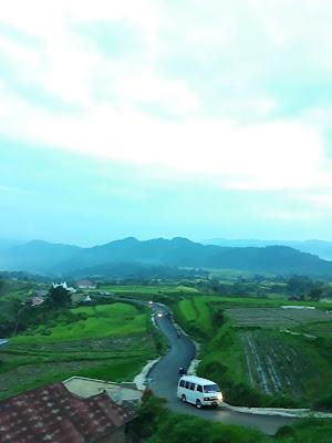 Desa Pariangan atau Nagari Pariangan