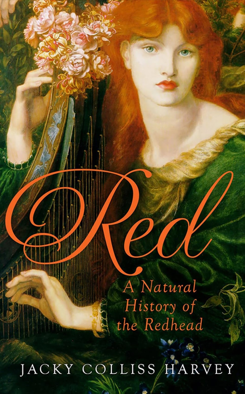 Red: A Natural History of the Redhead by Jacky Collis Harvey