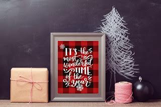 Free Christmas art