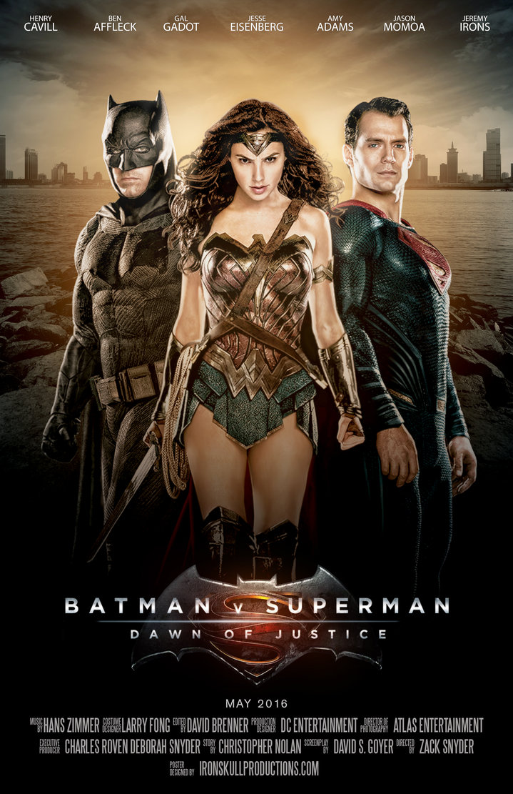 Nonton Film Batman v Superman: Dawn of Justice (2016)