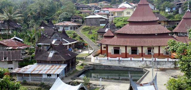 Wilayah Minangkabau Terdahulu Menurut Tambo